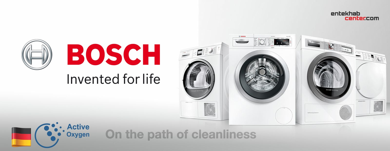 Bosch Washing Machine Review Bosch allergy technology