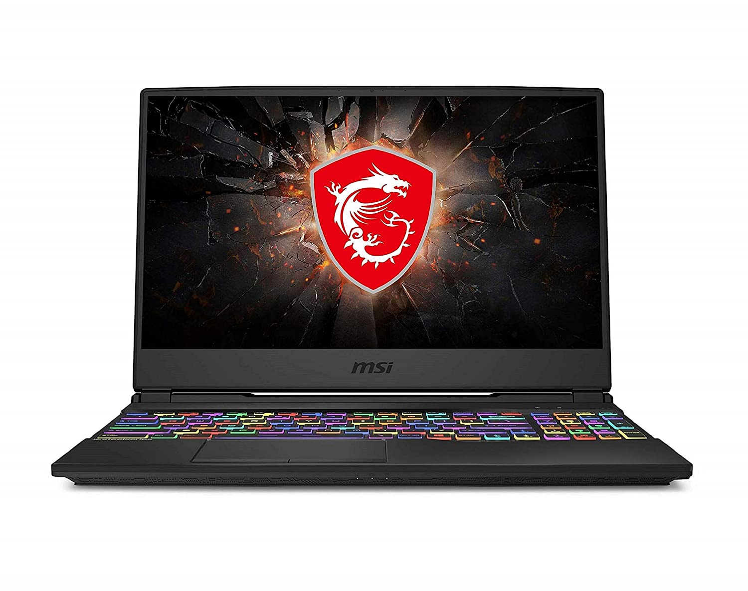 MSI Gaming GL65 9SCK-009IN Intel Core i7-9750H 9th Gen 15.6-inch Laptop