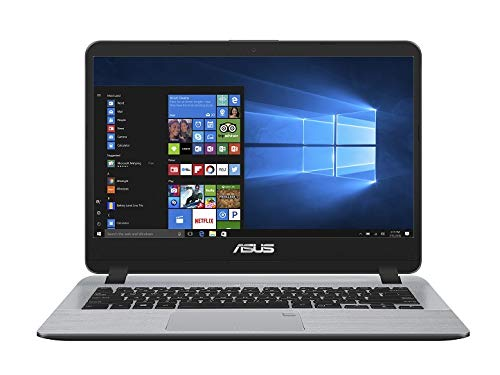 ASUS VivoBooK Intel Core i5 8th Gen 14-inch Thin and Light Laptop