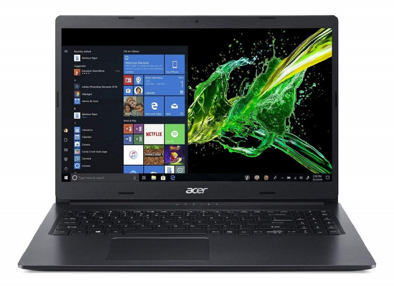 Acer Aspire 3 Thin 8th Gen Core i3 15.6 inch Full HD Thin and Light Laptop