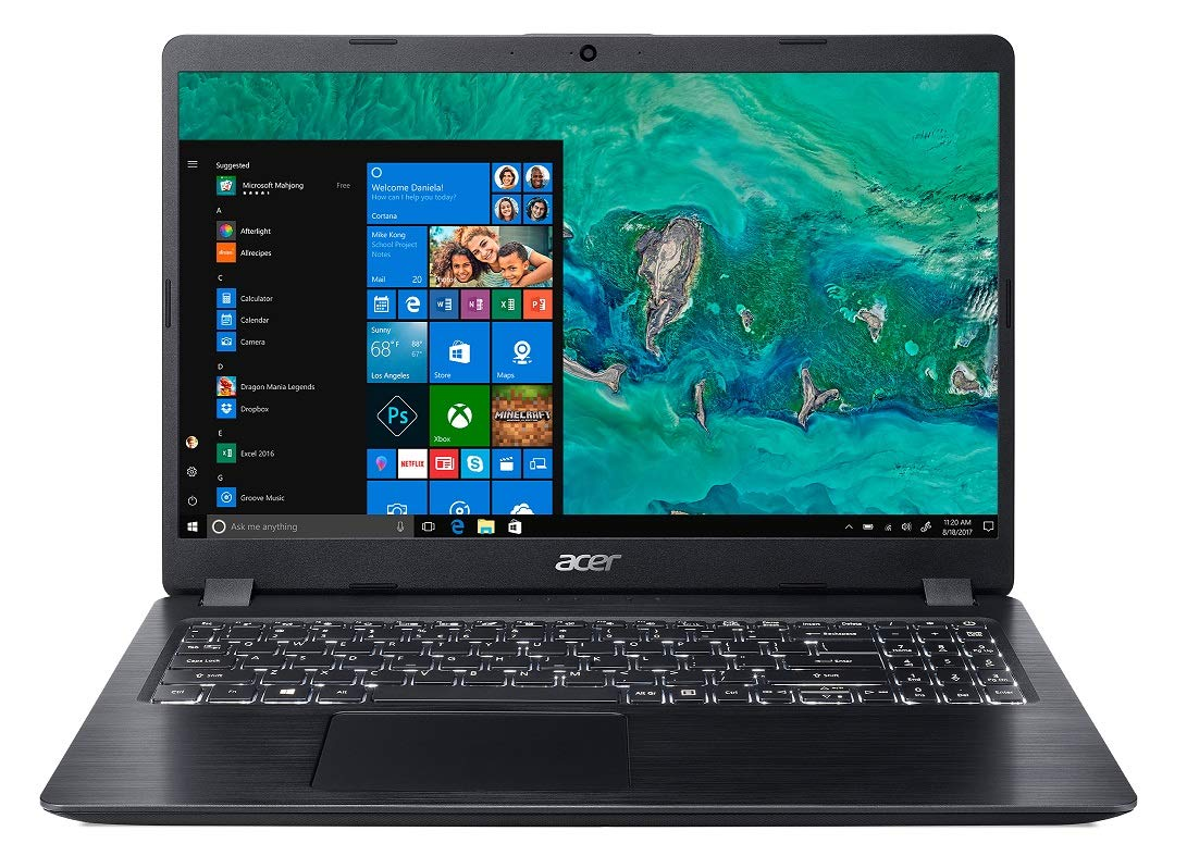 Acer Aspire 5 Slim 7th Gen Core i3 15.6-inch Thin and Light Laptop