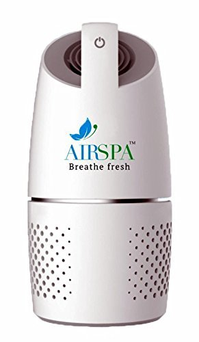 Airspa With Device Car Air Purifier