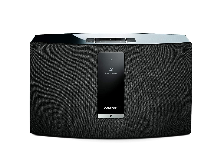 Bose SoundTouch 20 wireless speaker, works with Alexa - Black