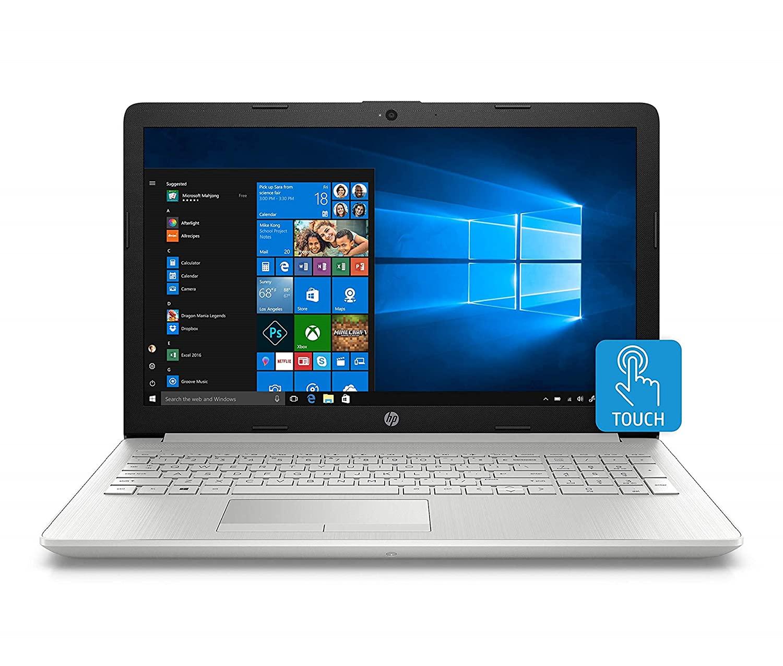 HP 15 Touchscreen Laptop - 7th Gen Intel Core i3 Processor