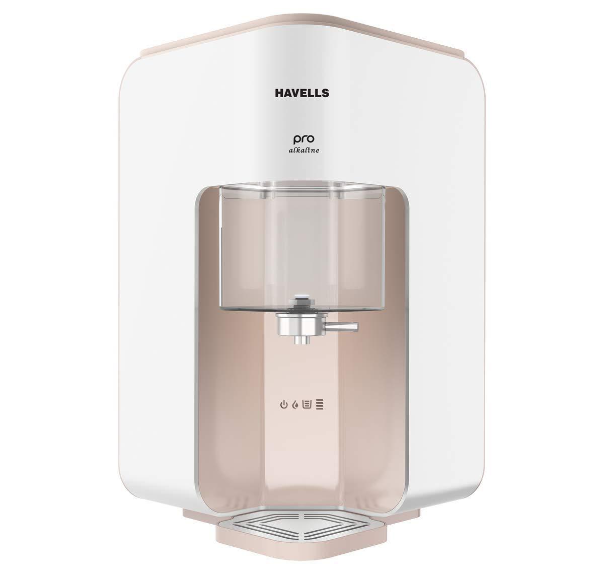 Havells Pro Alkaline 7-liter RO+UV Water Purifier