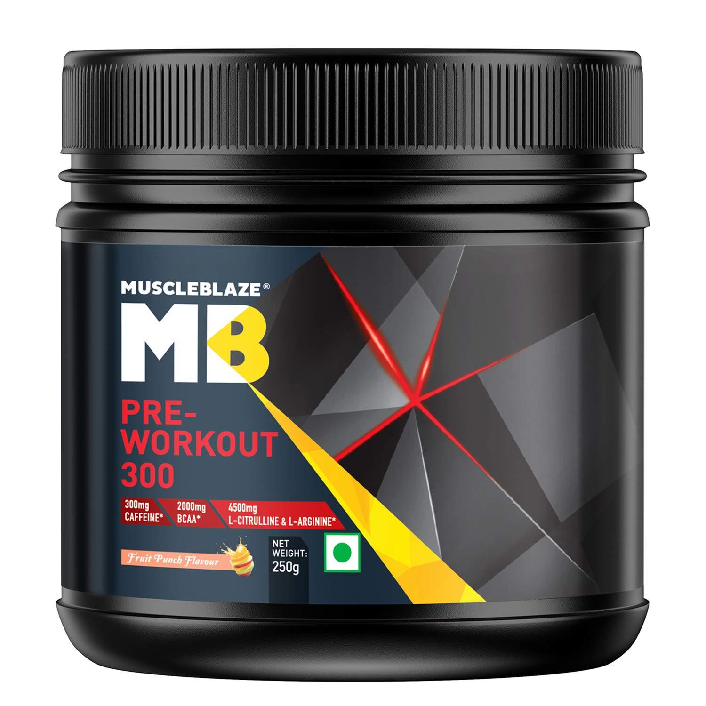 MuscleBlaze Pre-Workout