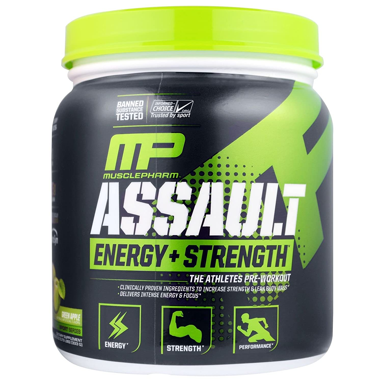 MusclePharm, Assault, Pre-Workout