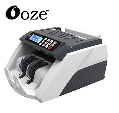 Ooze  Note Money Counting Machine with Fake Note Detector