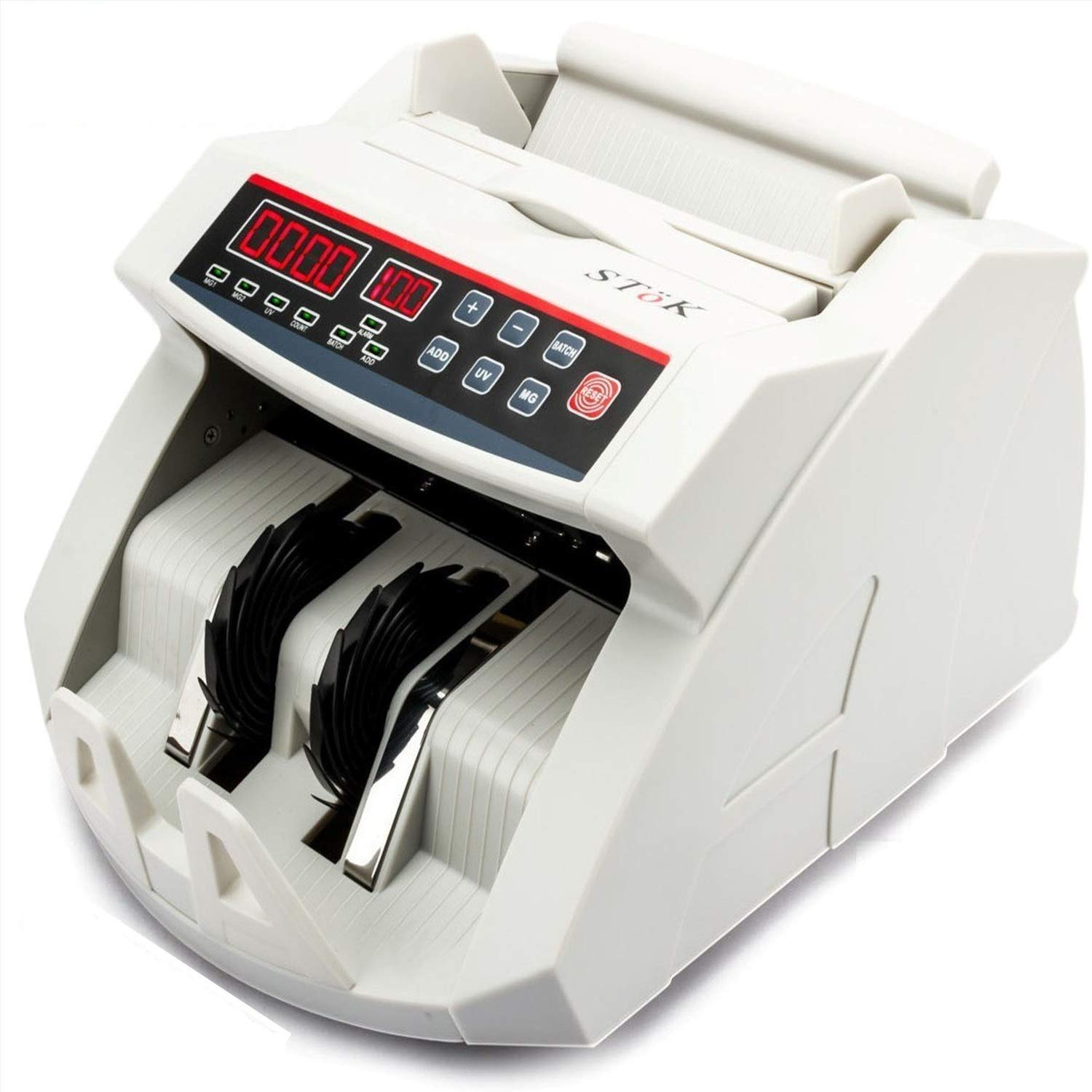 SToK ST-MC01 Note counting machine Compatible with Old & New INR