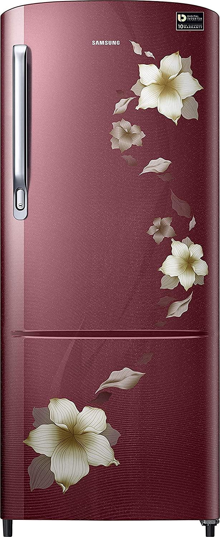 Samsung 192 L 3 Star Inverter Direct-Cool Single Door Refrigerator