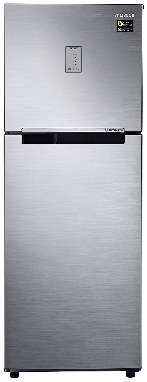 Samsung 253L 3 Star Inverter Frost Free Double Door Refrigerator