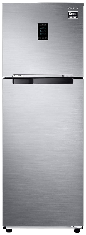 Samsung 345L 3 Star Inverter Frost Free Double Door Refrigerator