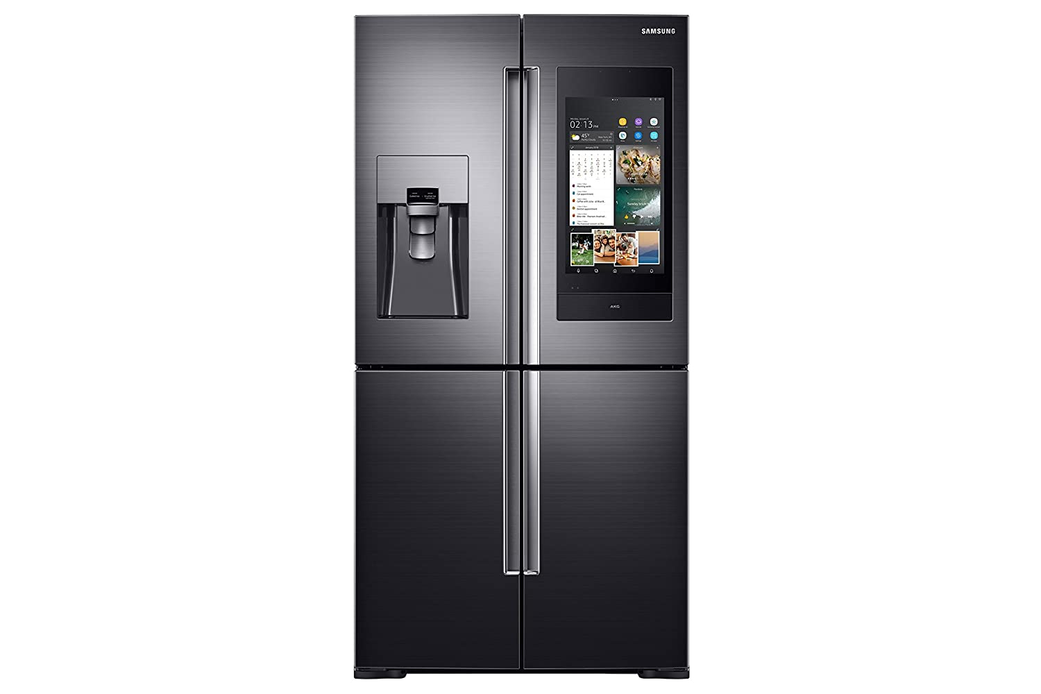 Samsung 810 L Frost Free Side-by-Side Refrigerator