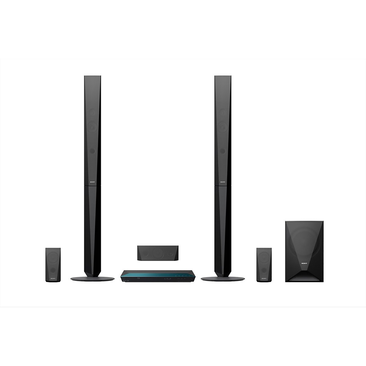 Sony BDV-E4100 Real 5.1ch Dolby Digital Tallboy Blu-ray Home Theatre System