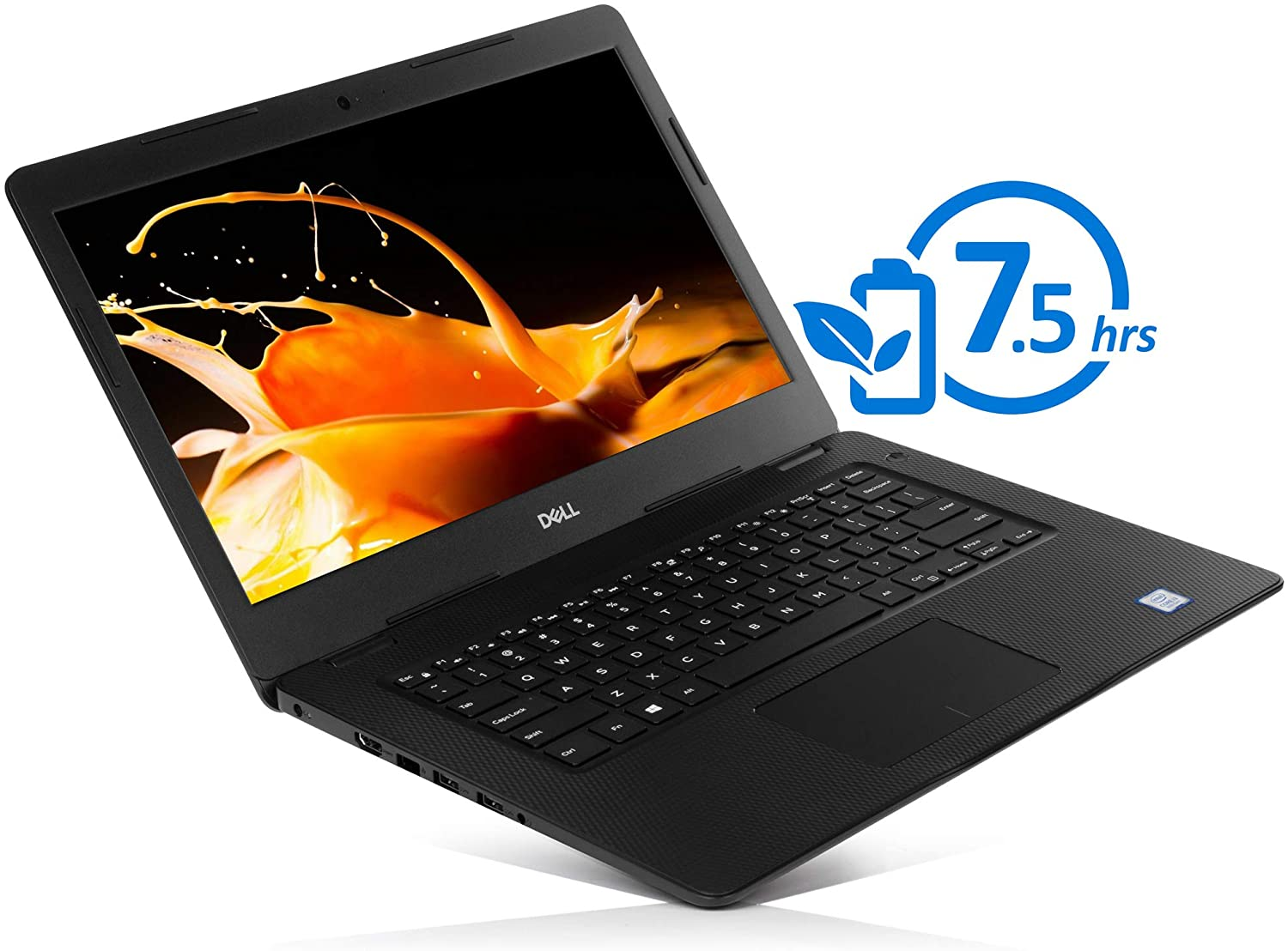 """Dell Inspiron 3480 Laptop, 14"""" HD Display"""
