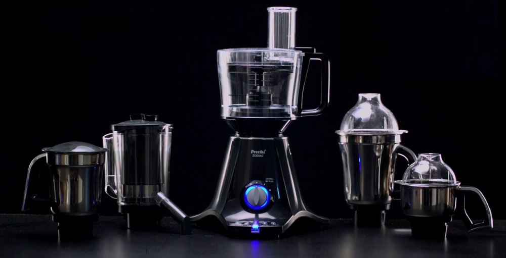 Mixer Grinder with 5 jars
