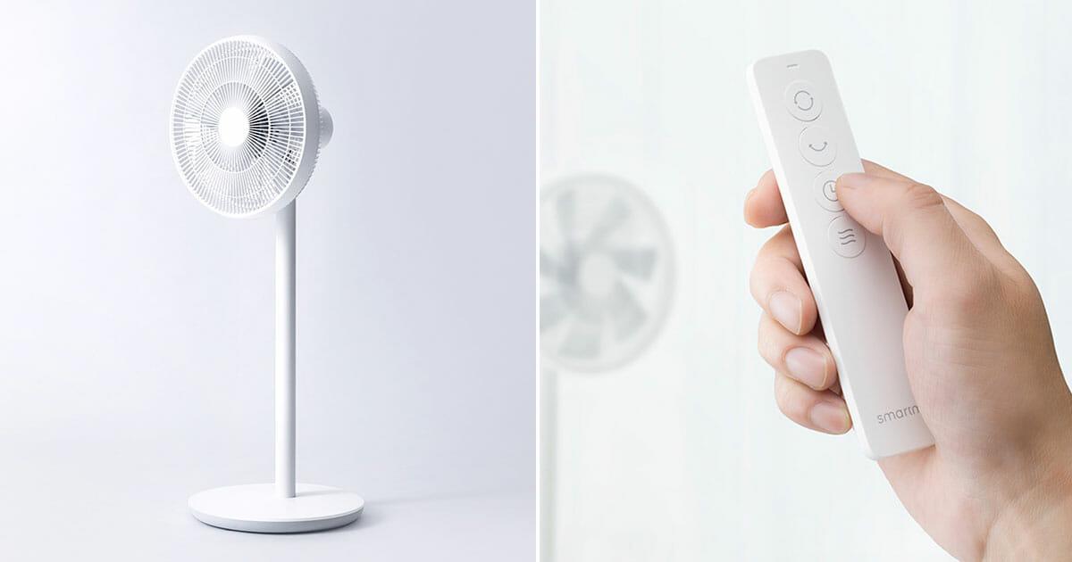 pedestal fan with remote