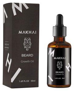 Makhai Premium Beard Oil For Beard Hair Growth and Moustache for Men