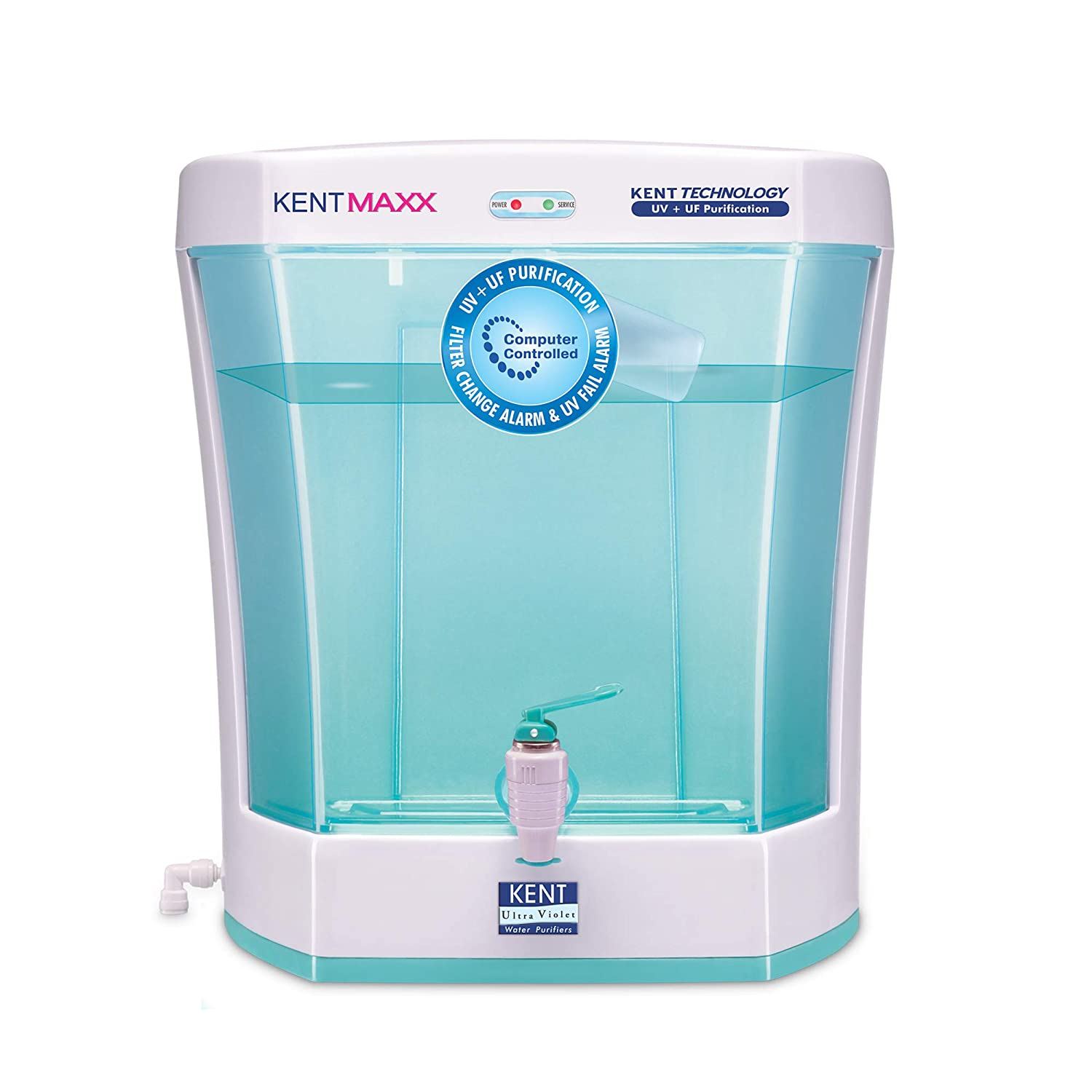 KENT Maxx 7 Litres Wall Mountable Table Water Purifier