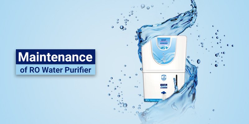 Tips to use your RO water purifier efficiently