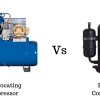 Reciprocating-Compressor -and-Rotary-Compressor