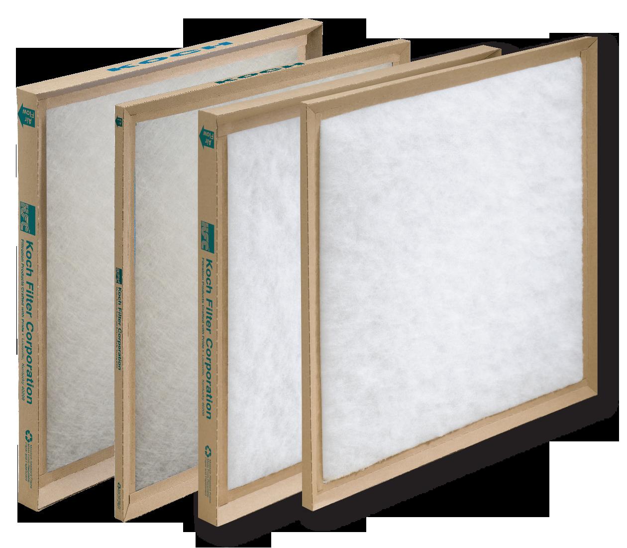 ac fiberglass air filter