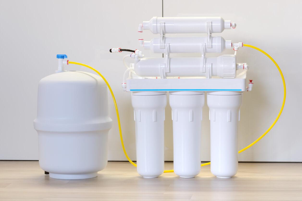 Reuse RO Waste Water