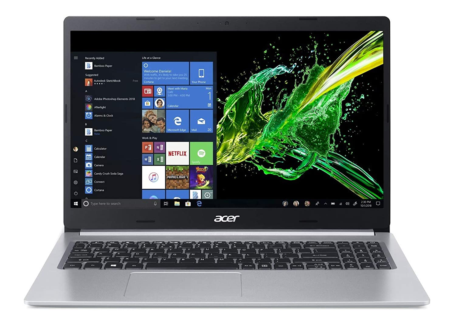 Acer Aspire 5S 10th Gen Core i5 15.6-inch Laptop
