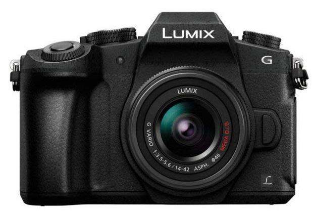 Panasonic Lumix DMC -G85 16.00 MP Mirrorless Micro Four Thirds Digital Camera