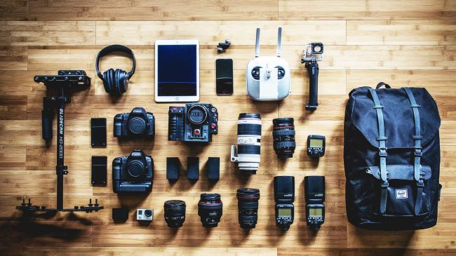 dslr accessories kit must have
