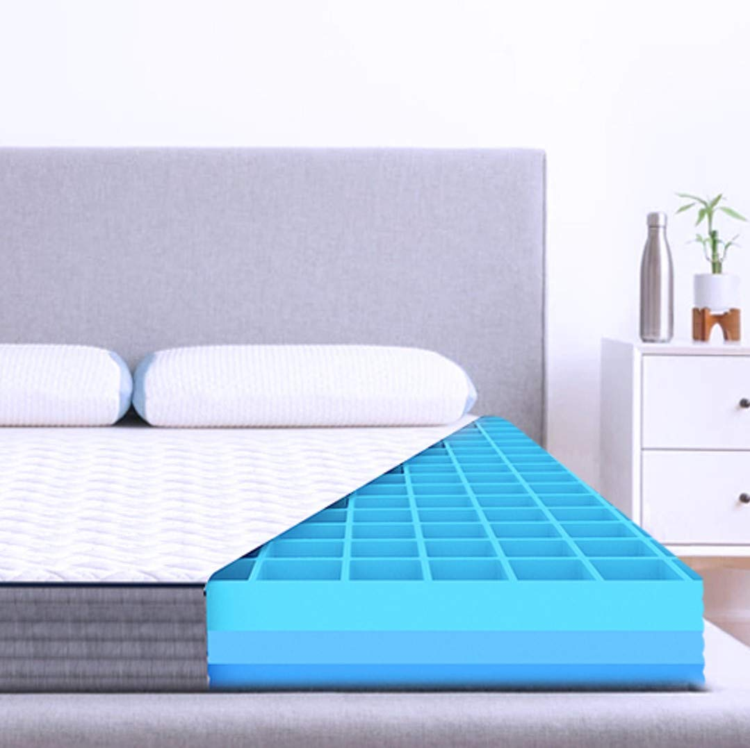 The Sleep Company SmartGRID Luxe 8 inch Mattress King Bed