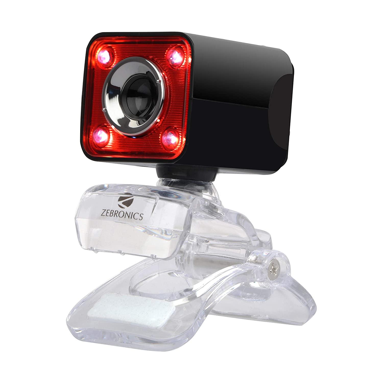 Zebronics Crystal Pro Web Camera