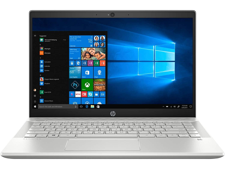HP Pavilion 14 Core i5 10th Gen Alexa Built-in 14-inch FHD Laptop