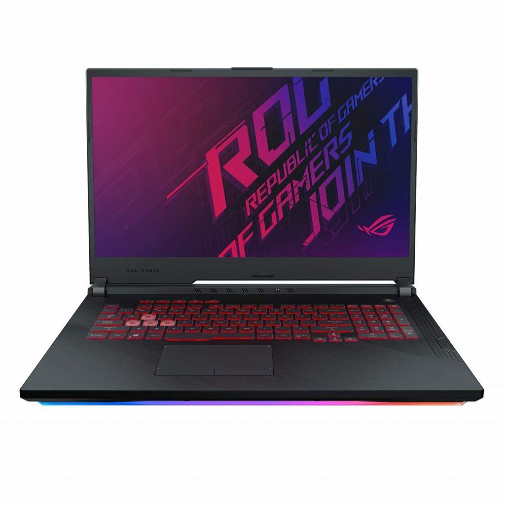 "ASUS ROG Strix G G731GT 17.3"" FHD Gaming Laptop GTX 1650 4GB Graphics"