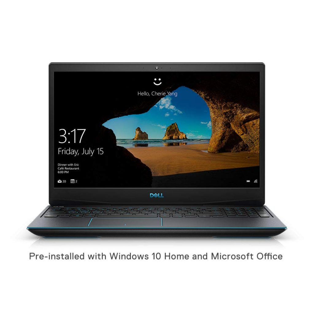 Dell Gaming-G3 3590 15.6-inch FHD Laptop (9th Gen Core i5-9300H