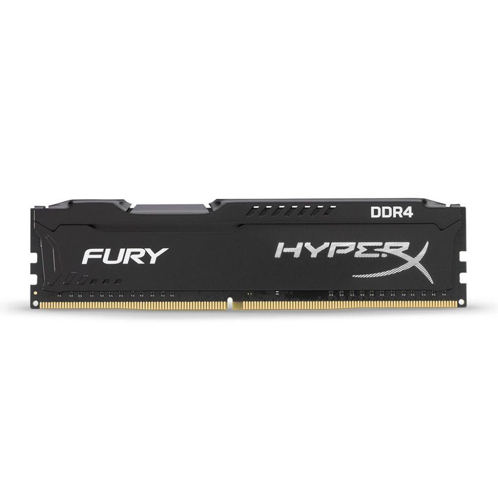 HyperX Fury 4GB 2400MHz DDR4 Non-ECC CL15 DIMM 4 DDR4 2400 MT/s