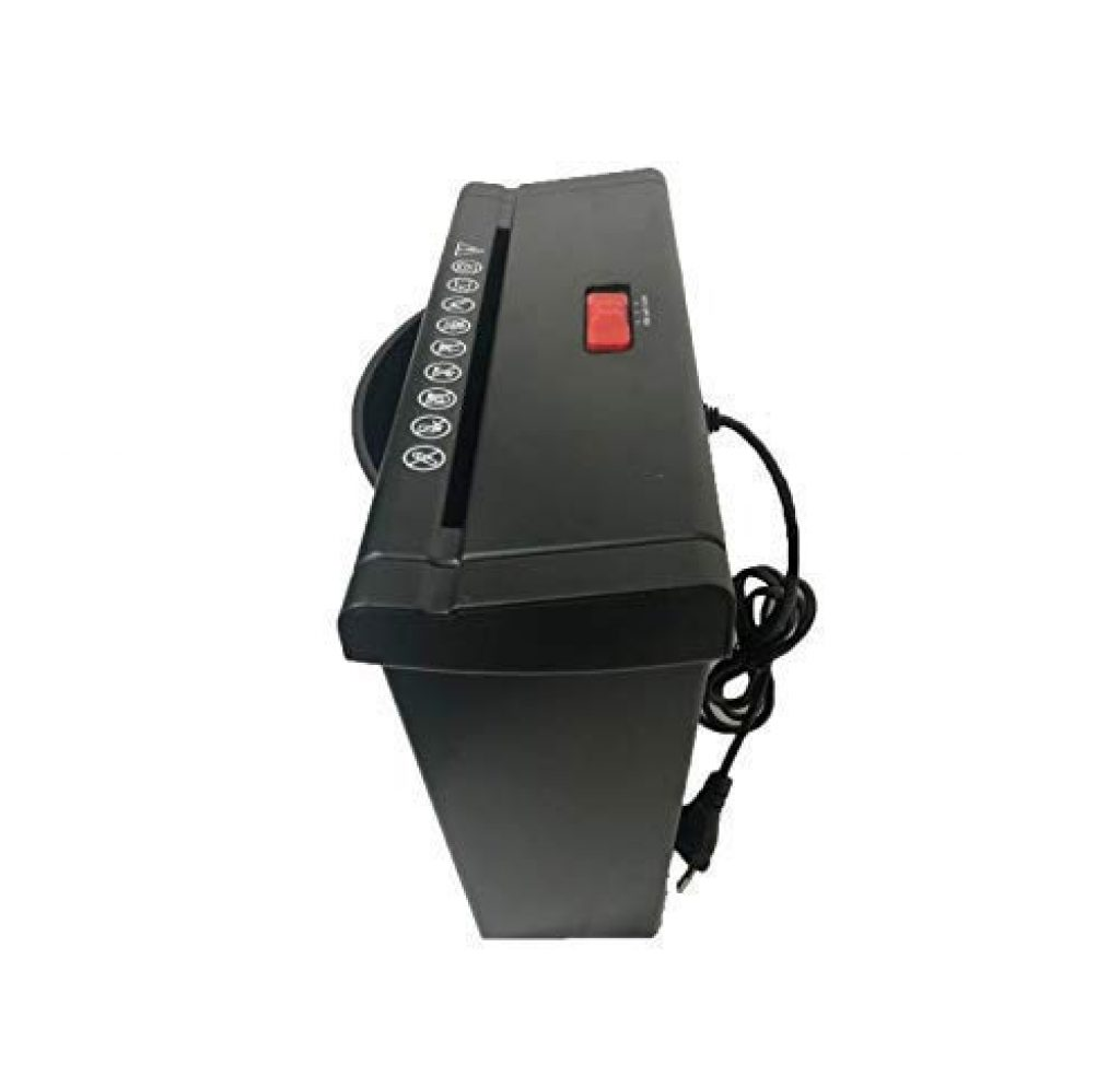 Reetrix® Cross Cut Paper Shredder for A4 Size 6 Sheets