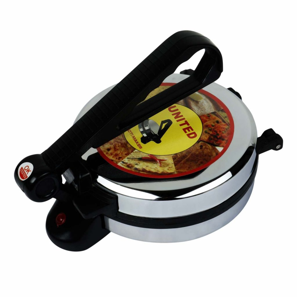 United Instant Chapati Maker Roti/Khakhra Maker