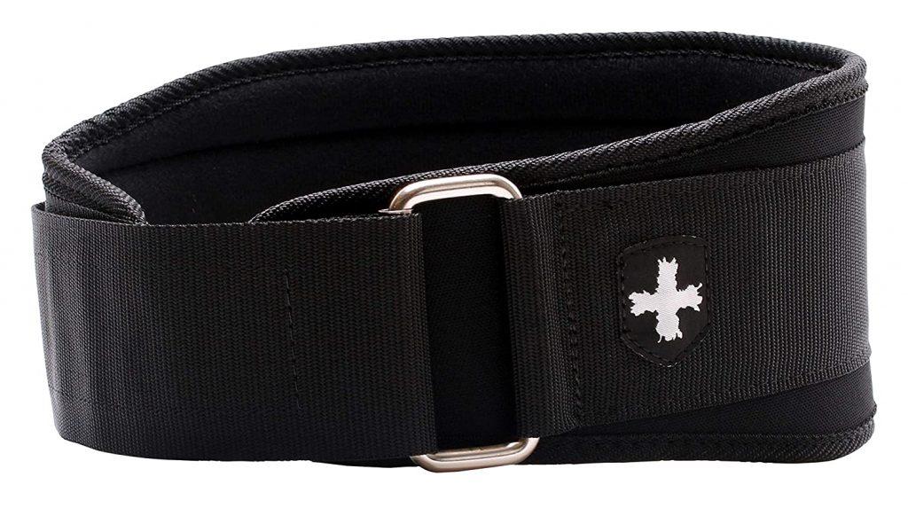 Harbinger Weightlifting Belt with Flexible Ultra-Light Foam Core, 5-Inch