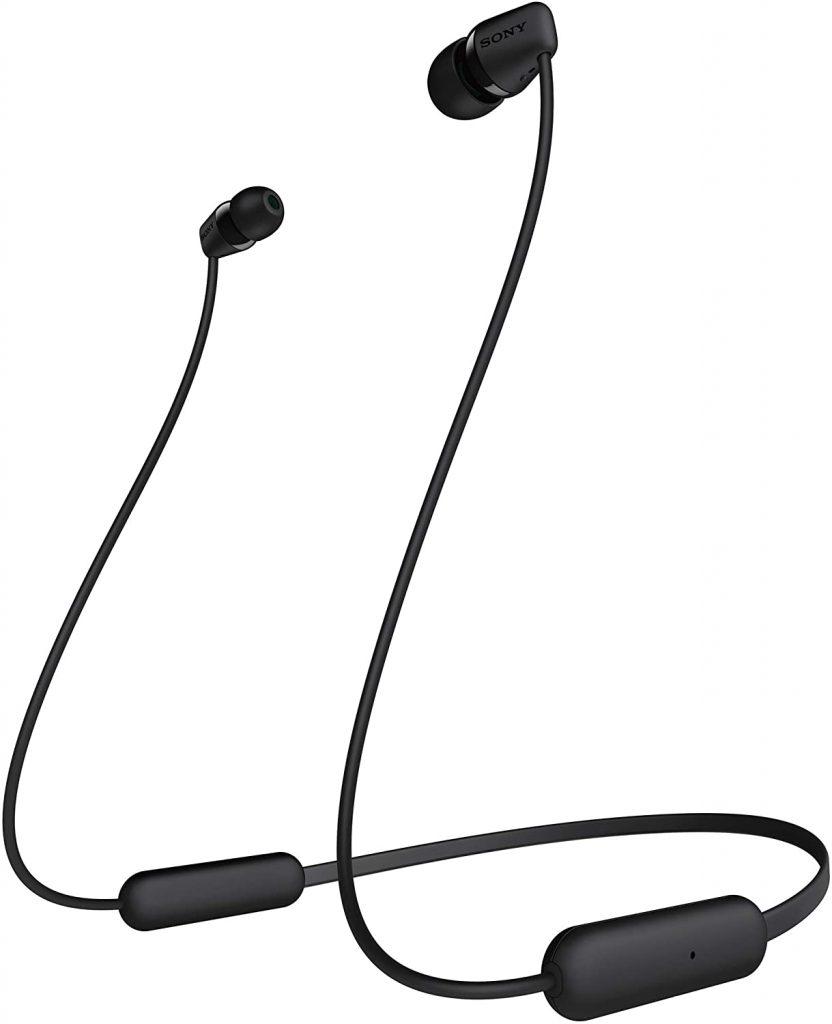 Sony WI-C200 Wireless In-Ear Earphones